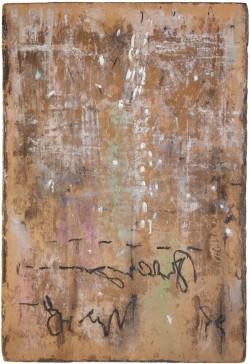 Der Spiegelschriftzettel, 2008