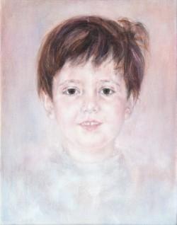 Porträt Isaak, 2018