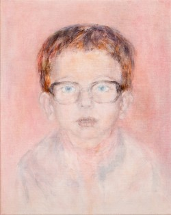 Porträt Johannes, 2018