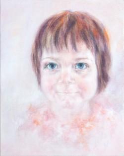 Porträt Tiziana, 2018