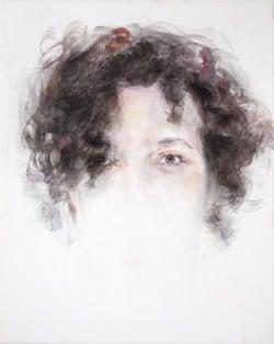 Porträt Eleni Prelorentzos, 2014/15