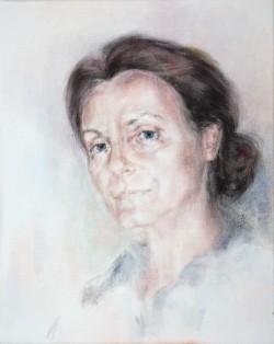 Porträt Susanne Georgief, 2018/19